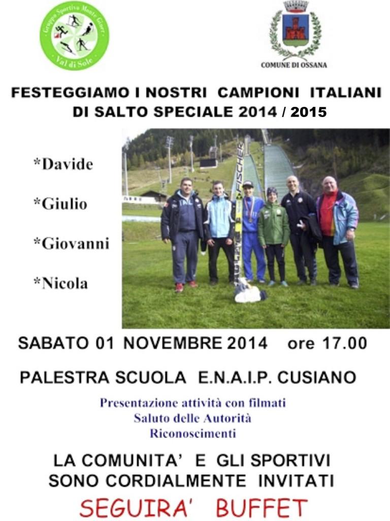 manifesto festa 1 novembre 2014
